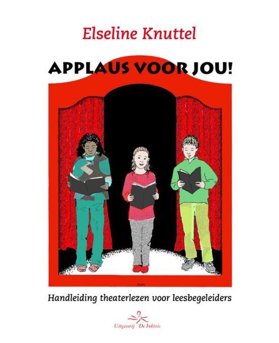 Lezen over lezen - Applaus voor jou!