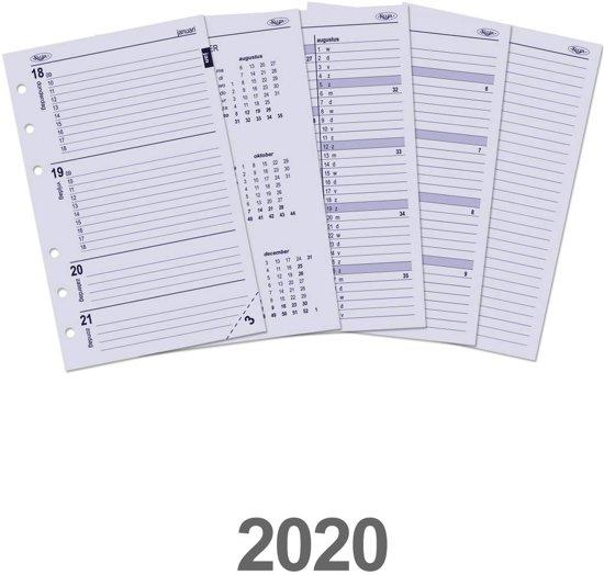 Afbeelding van Kalpa 6227-20 Senior organiser week agenda NL 2020