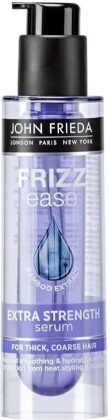 John Frieda Frizz Ease Extra Strength 6 Effects Haarserum - 50 ml