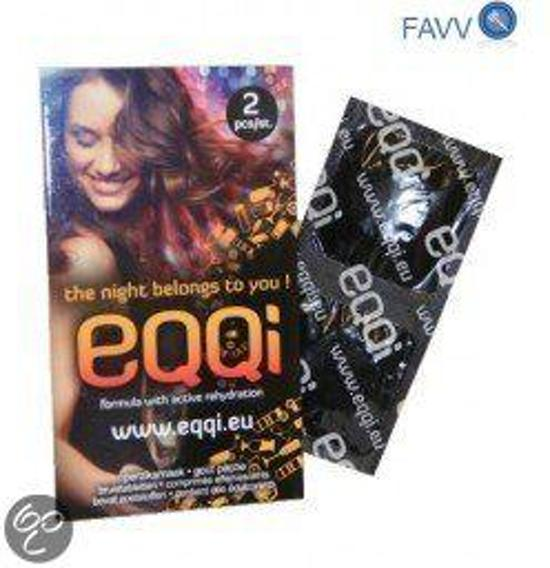 Eqqi Hangover Party Pack (Anti Kater)