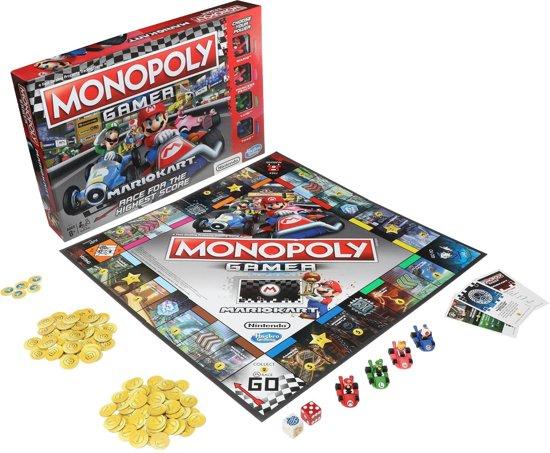 Monopoly Gamer Mario Kart  - Bordspel
