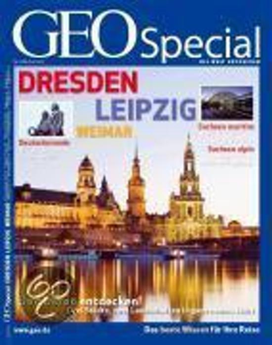 GEO Special Dresden, Leipzig, Weimar