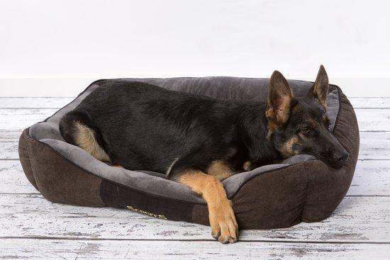 Chester Hondenmand - Grijs - XL - 90 x 70 cm
