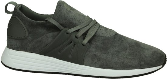 Project Delray - Wavey - Sneaker runner - Heren - Maat 45,5 - Grijs;Grijze - 6202 -Dark Grey/White