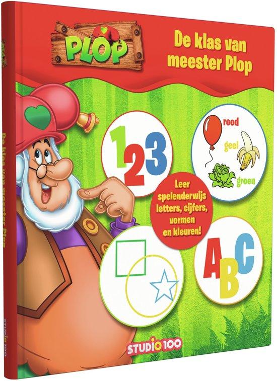 Boek cover Kabouter Plop - De klas van meester Plop van Onbekend (Hardcover)
