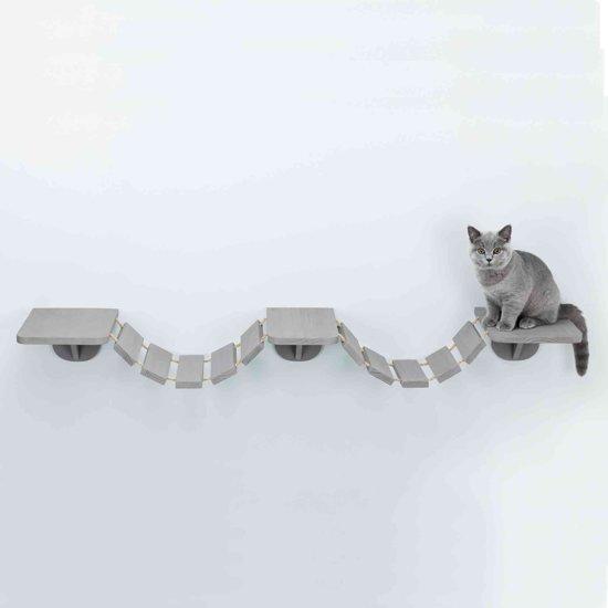 Klim- en Klauter Ladder ter Wandmontage