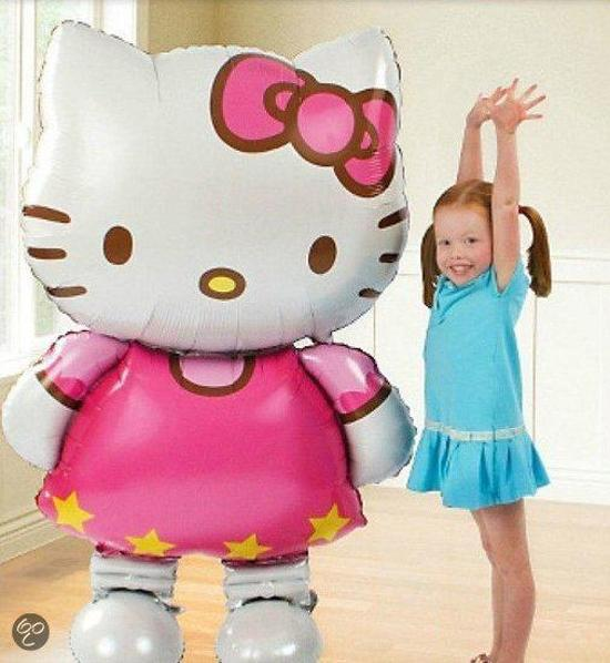 Hello Kitty Ballon - 118 cm Valentinaa