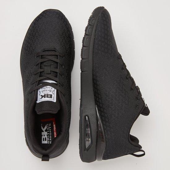 British 45 Energy Laag Mesh Sneakers Knights Heren Black Up8w6AUq