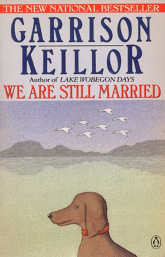 Bol we are still married garrison keillor 9780140131567 stories and letters auteur garrison keillor expocarfo