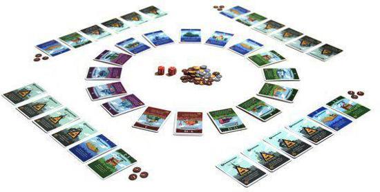 Thumbnail van een extra afbeelding van het spel Machi Koro