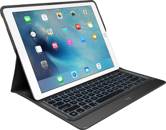 Logitech, tablet Keyboard for iPad handleiding