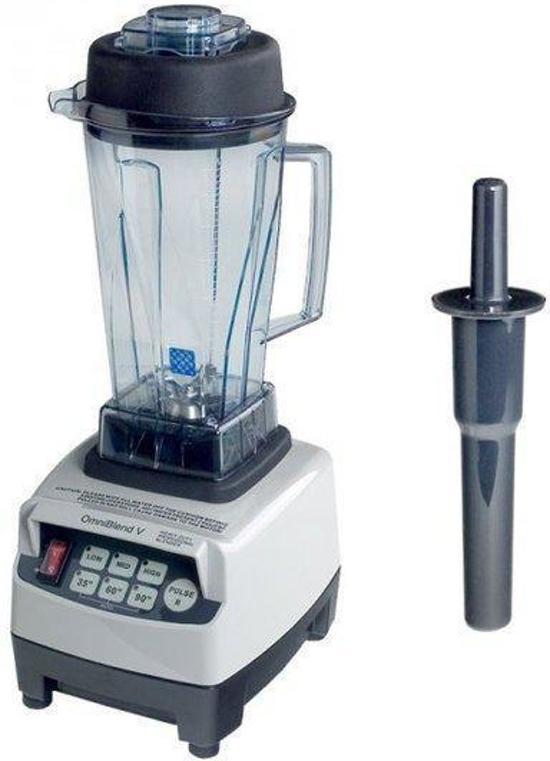 Omniblend Blenders TM-800 - Wit