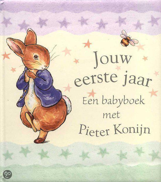 babyboek eerste jaar bol.  Jouw eerste jaar, b. Potter   9789041010629   Boeken babyboek eerste jaar
