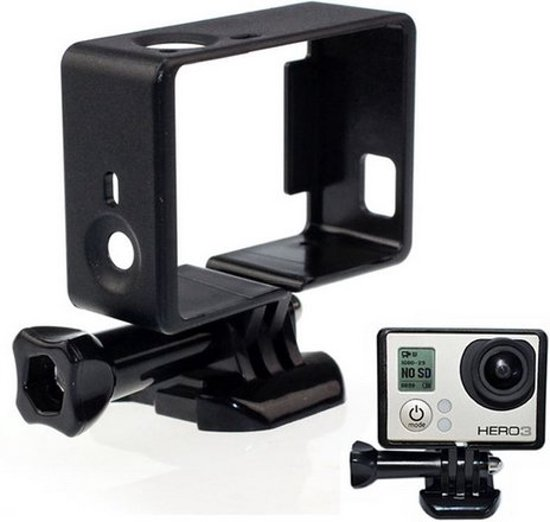 Frame - GoPro houder voor Hero3, Hero3+ en Hero 4