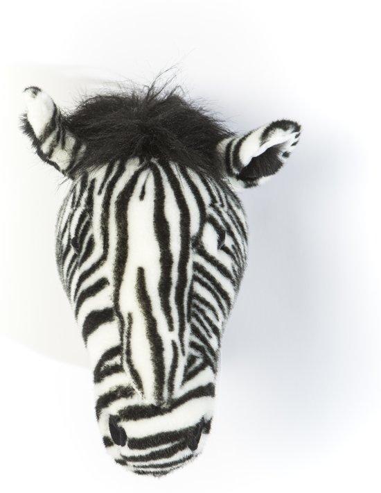 Wild&Soft Zebra Dierenkop