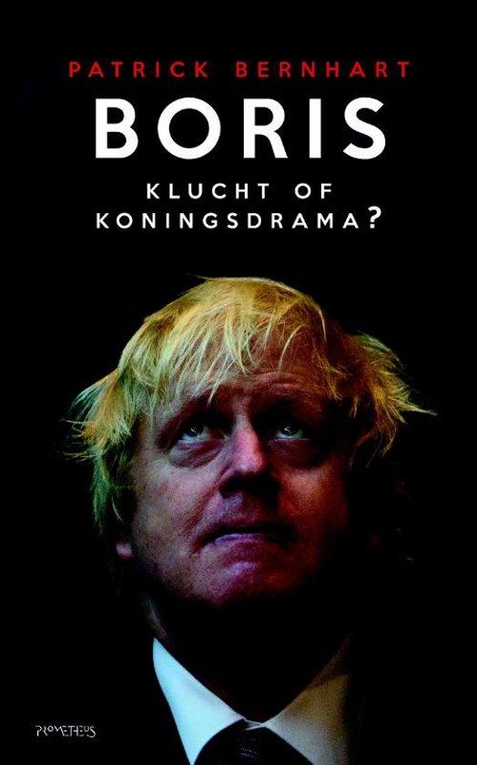 Boek cover Boris van Patrick Bernhart (Paperback)