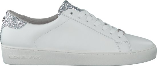 dd0d9bdfa49 bol.com | Michael Kors Dames Sneakers Irving Lace Up - Wit