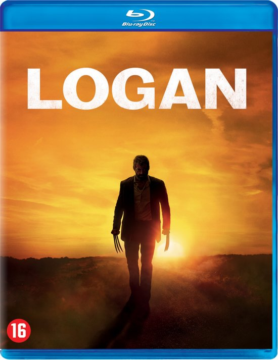 DVD cover van Logan : The Wolverine (Blu-ray)