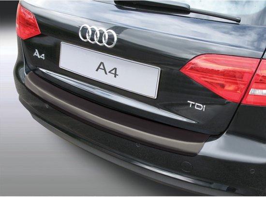 ABS Achterbumper Beschermlijst Audi A4 Avant 2012-2015 (excl. S4) Zwart