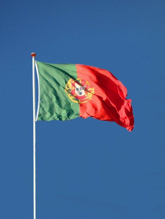 Portugese Vlag (Portugal Vlag) - 90x150cm