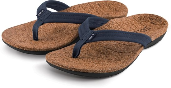 Sole Dames Slipper Malibu Navy