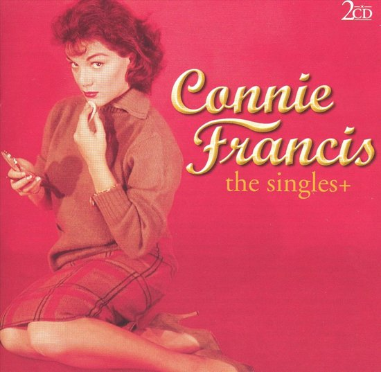 Connie Francis - The Singles +