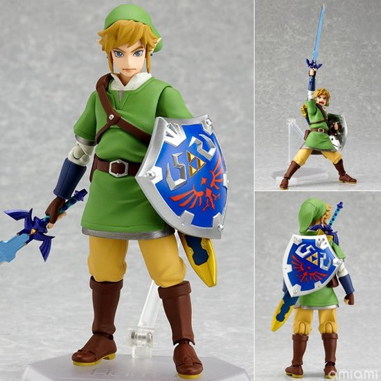Link Unlimited Figurine | Zelda Collectors Model kopen