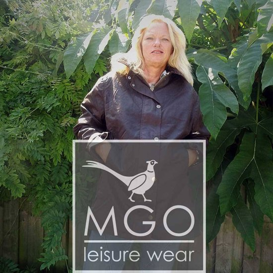 Winterjas Leisure Lady Dames Mgo Brown Wax Size Wear 36 Foxy xFUwxqR7H