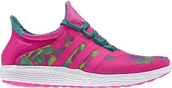 2b593e81322 bol.com | Adidas Hardloopschoenen Climachill Sonic Boost Roze Dames ...