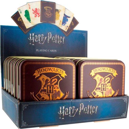 Afbeelding van Harry Potter: Hogwarts - Playing Cards speelgoed