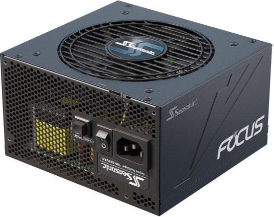 Seasonic FOCUS PX-750 power supply unit 750 W ATX Zwart
