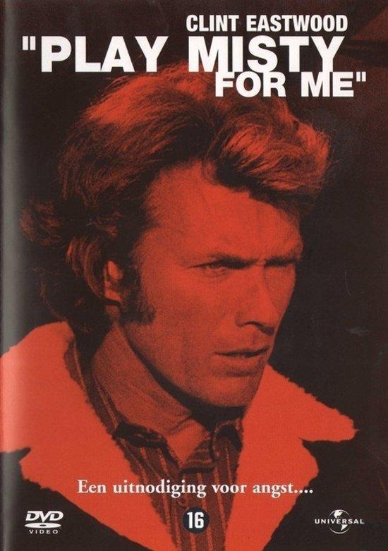 Cover van de film 'Play Misty For Me'