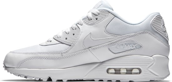 Heren Sneakers Nike 41 Wit Max Maat Air 90 Essential qBYwTI