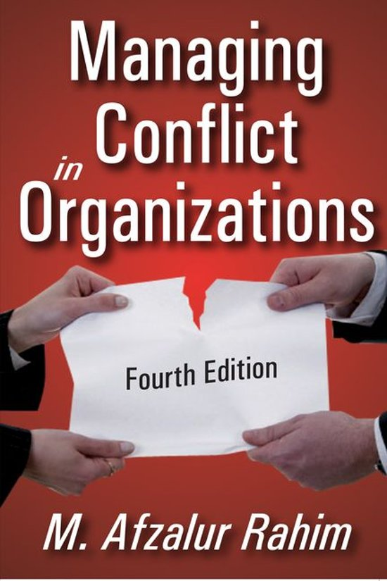 derailment and conflict in an organization