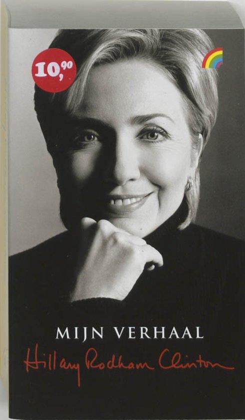 Mijn verhaal - Hillary Clinton pdf epub
