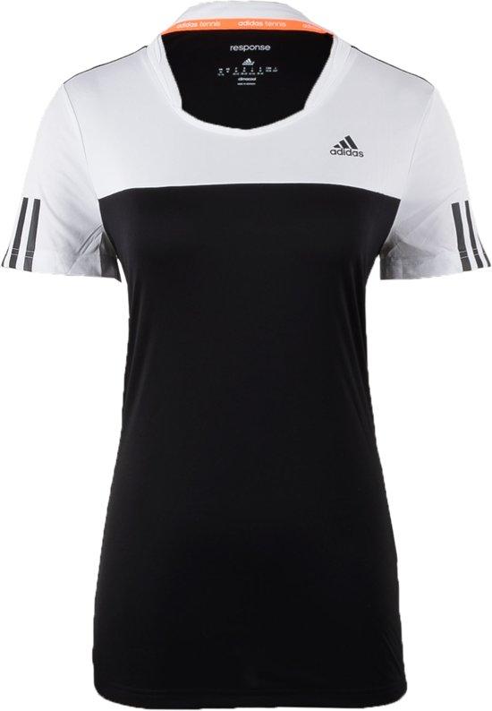   adidas Response T shirt Sportshirt Vrouwen