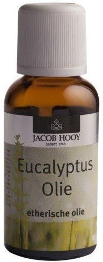 Jacob Hooy Eucalyptus - 30 ml - Etherische Olie