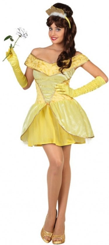 carnaval prinses jurk dames