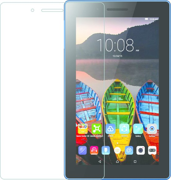 Bolcom Azuri Screen Protector Tempered Glass Voor Lenovo Tab 3
