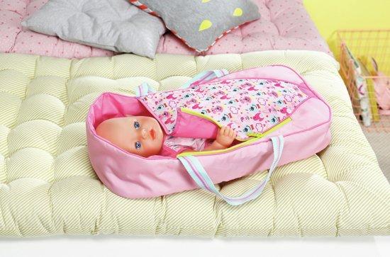 BABY born® Slaapzak en Draagzitje in 1