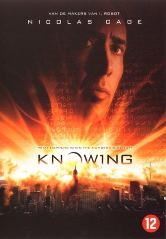 Cover van de film 'Knowing'
