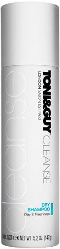 TONI&GUY - Cleanse Dry Shampoo- Reisverpakking - 75ml