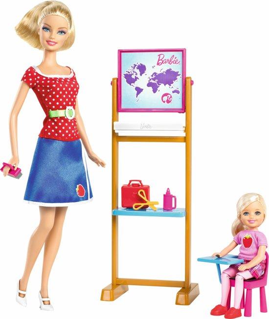 Barbie Ik Ben... Juf