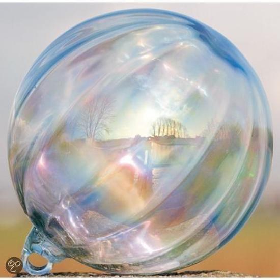 Betongoed Waterornament Waterbol van glas RFBS01