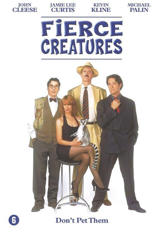 DVD cover van Fierce Creatures