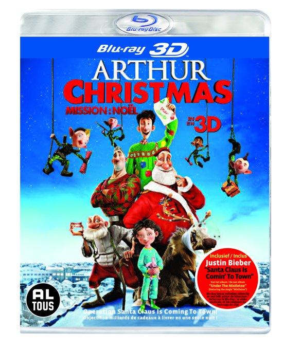Arthur Christmas (3D Blu-ray)