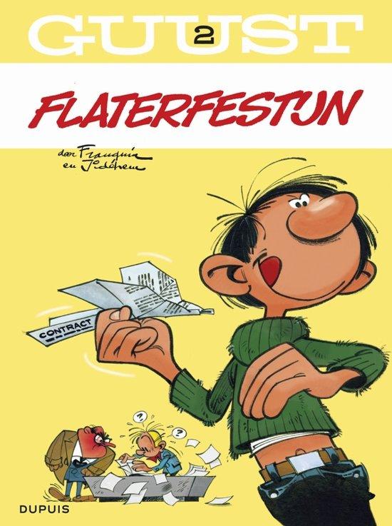 Guust Flater: 002 Flaterfestijn