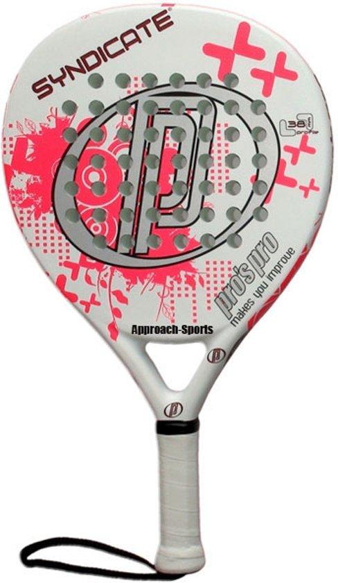 Padel Racket Pro's Pro Syndicate