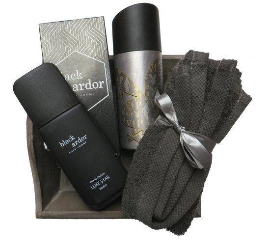 Cadeau Voor Vader Man Vriend Playboy Geurpakket Deodorant Eau De Parfum Stoer Kado Voor Verjaardag Of Vaderdag