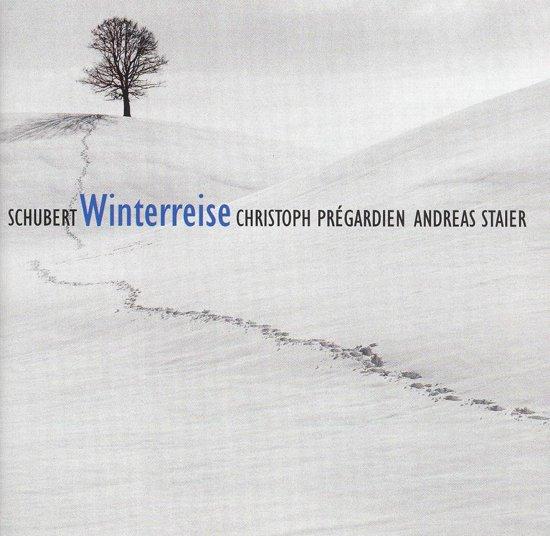 Schubert: Winterreise / Pregardien, Staier